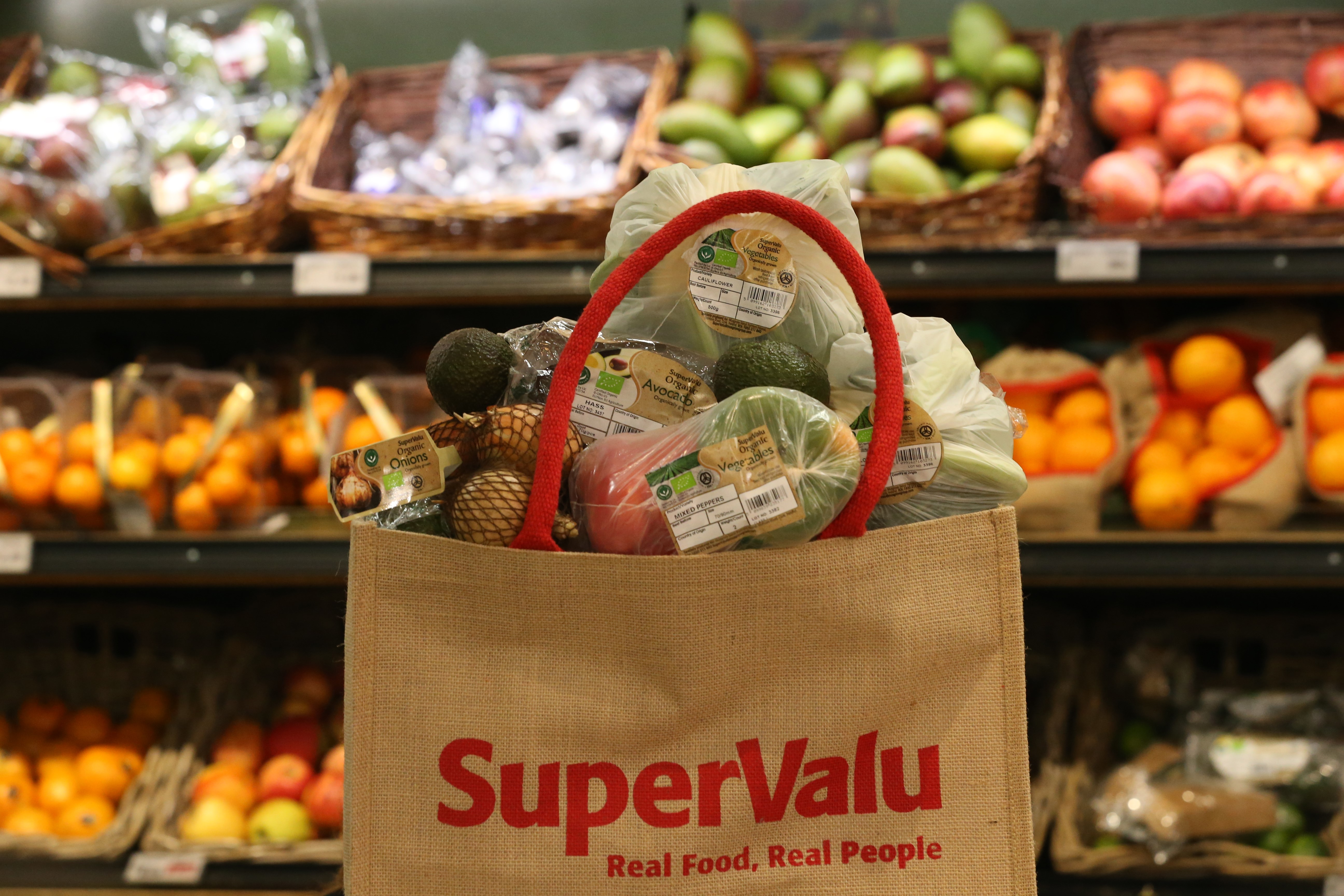 SuperValu Launches New Compostable Packaging on Organic Produce