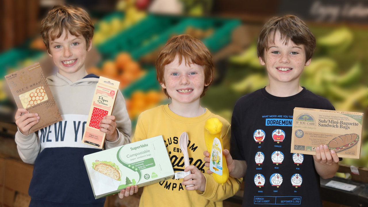 SuperValu Launches Back to School Eco Range