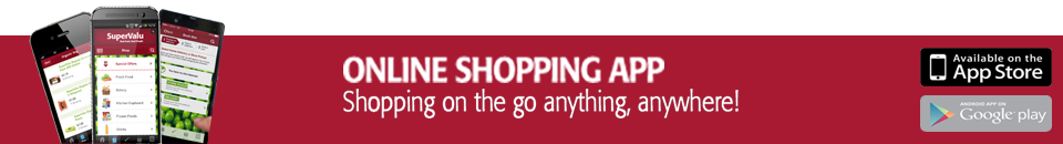 Grocery Shopping Online - Download Our App - SuperValu