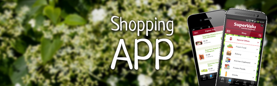 Online Grocery shopping app