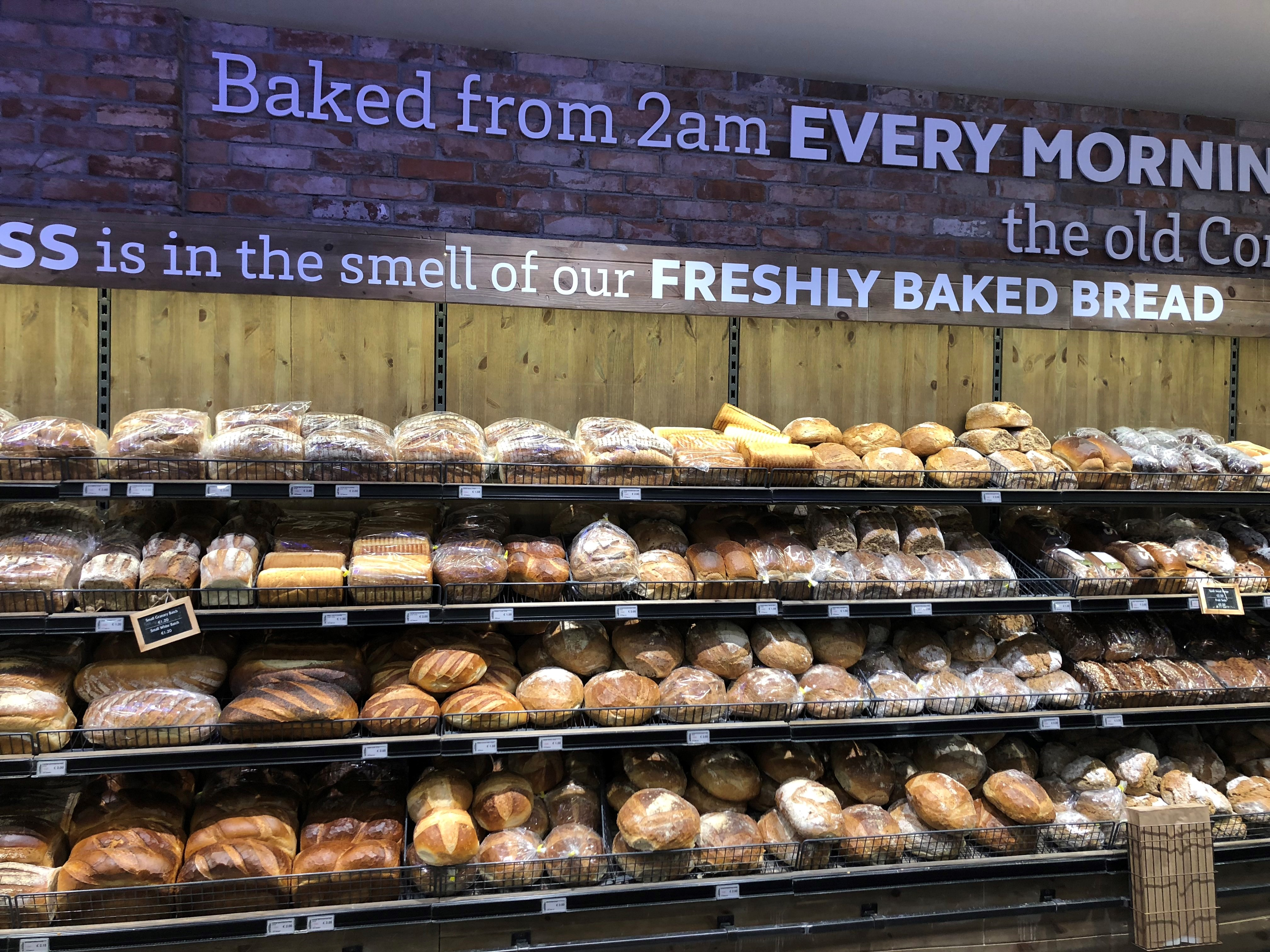 SuperValu Autism Friendly Grange Bakery