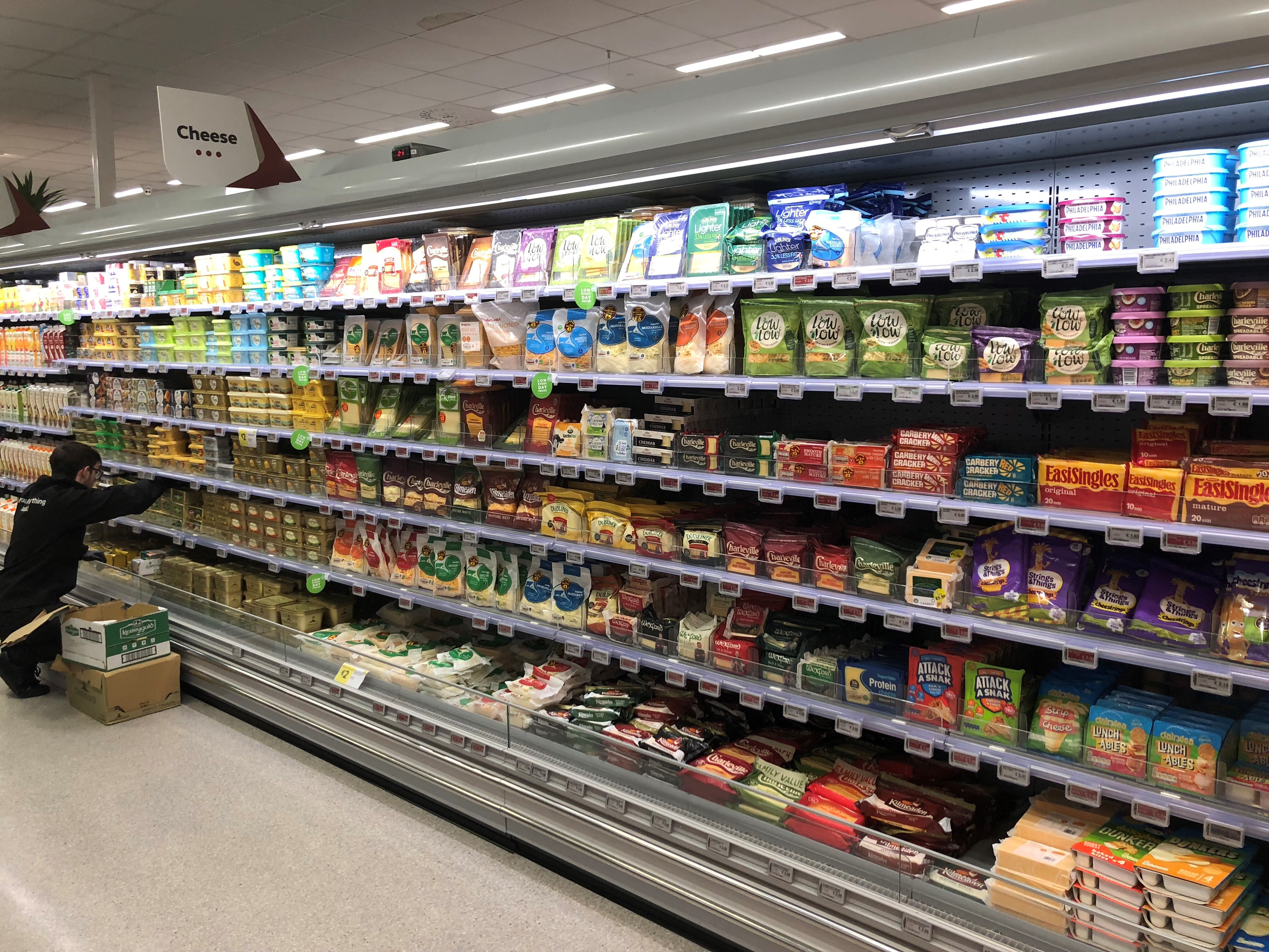SuperValu Autism Friendly Grange Dairy
