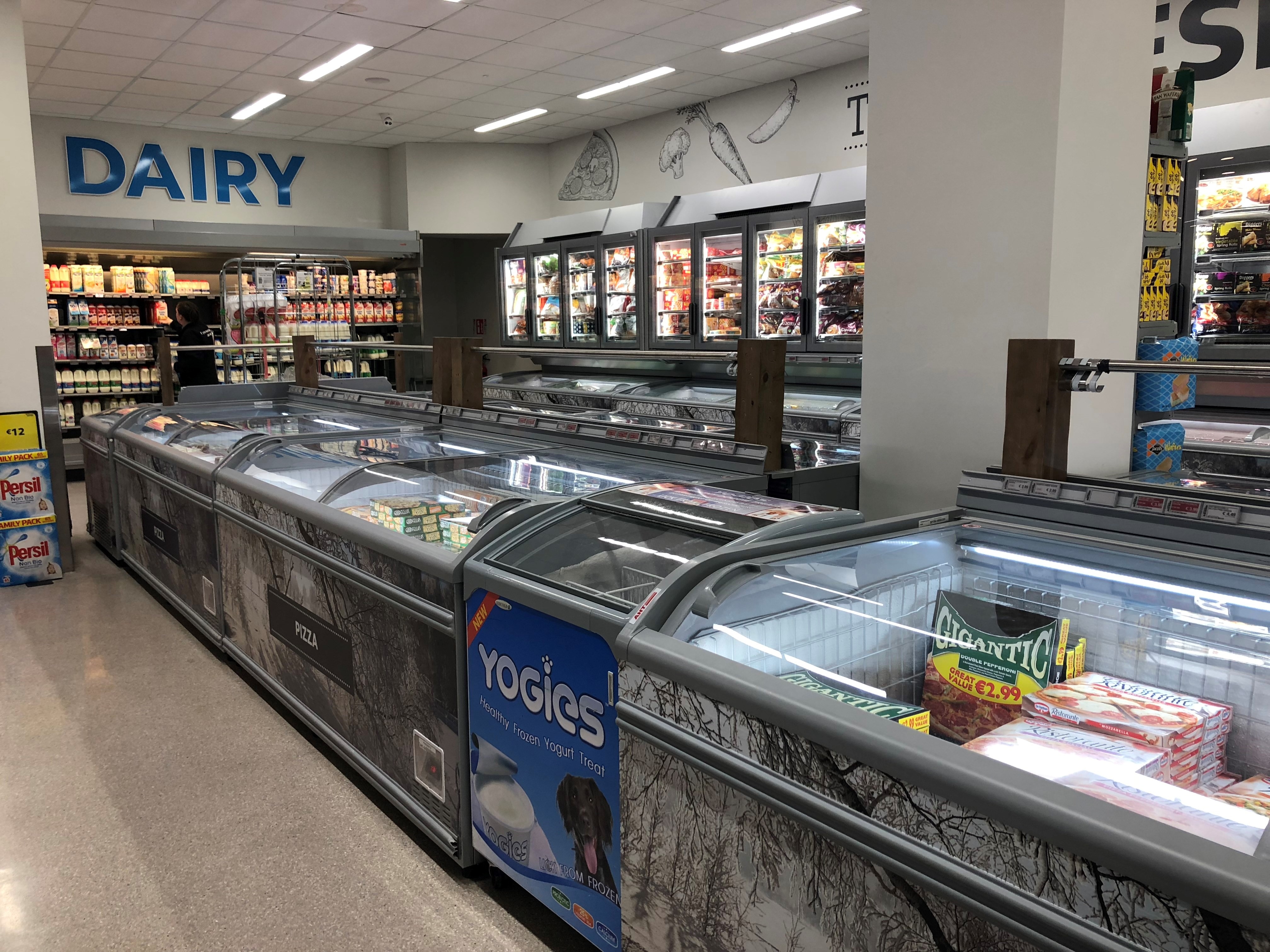 SuperValu Autism Friendly Grange Frozen