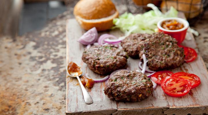 Healthy Homemade Burgers Supervalu