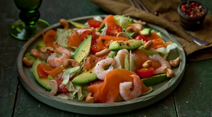 recipe: healthy seafood salad [2]