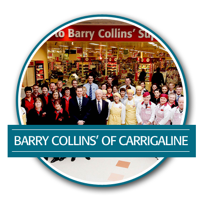 Barry Collins' of Carrigaline