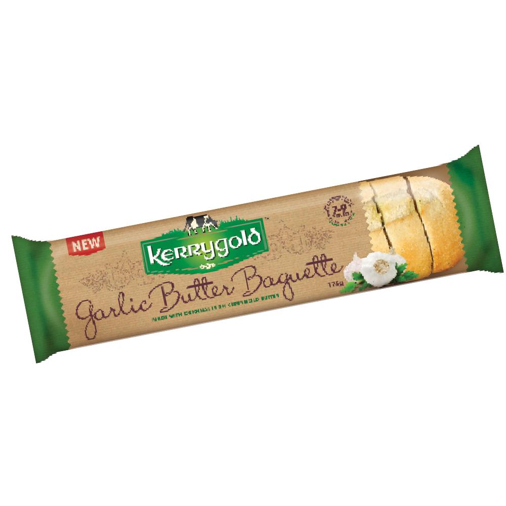 Kerrygold Garlic Butter Baguette Range 175g