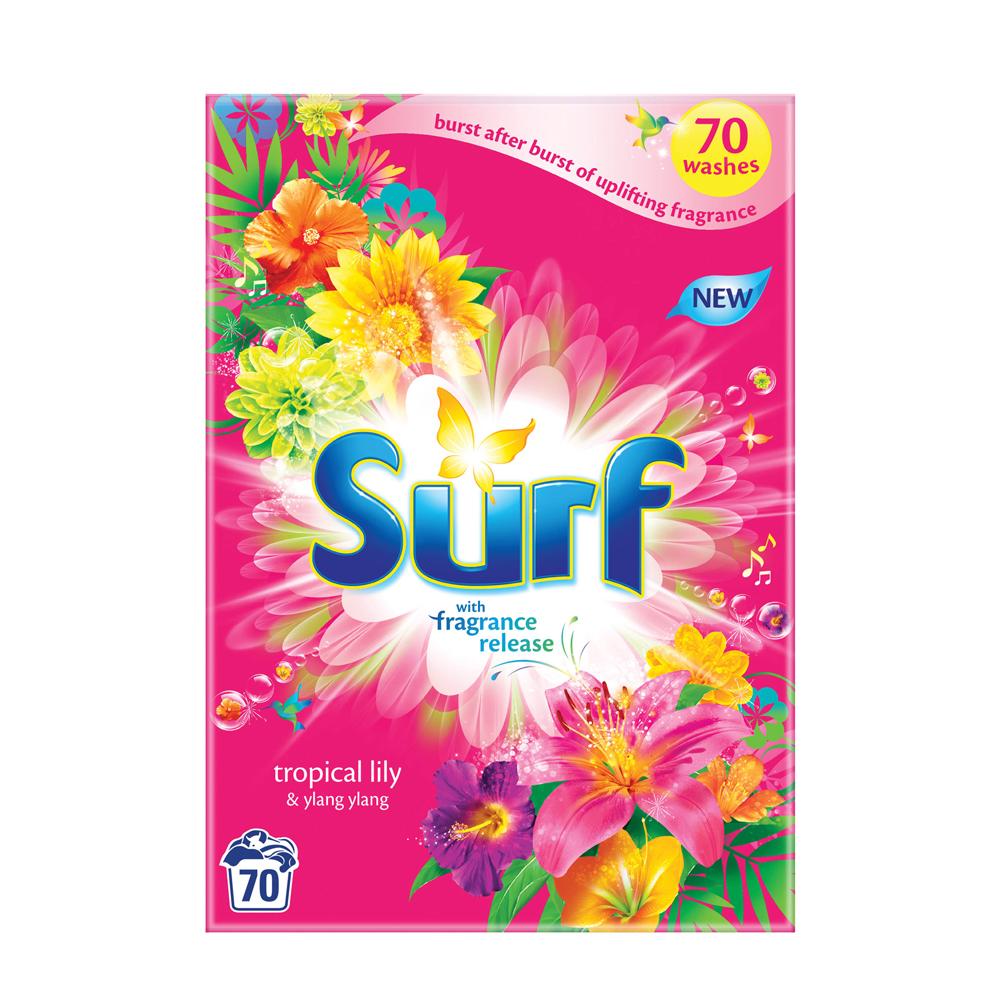 Surf Tropical 70 Wash 4.9kg