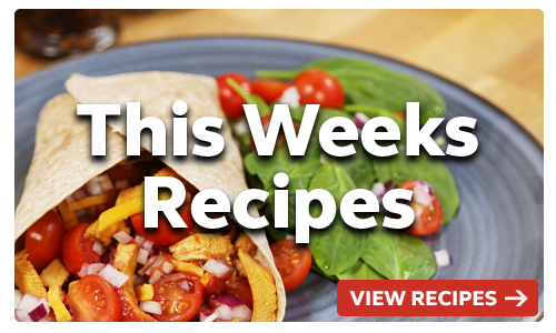 This Week's Recipes - Operation Transformation