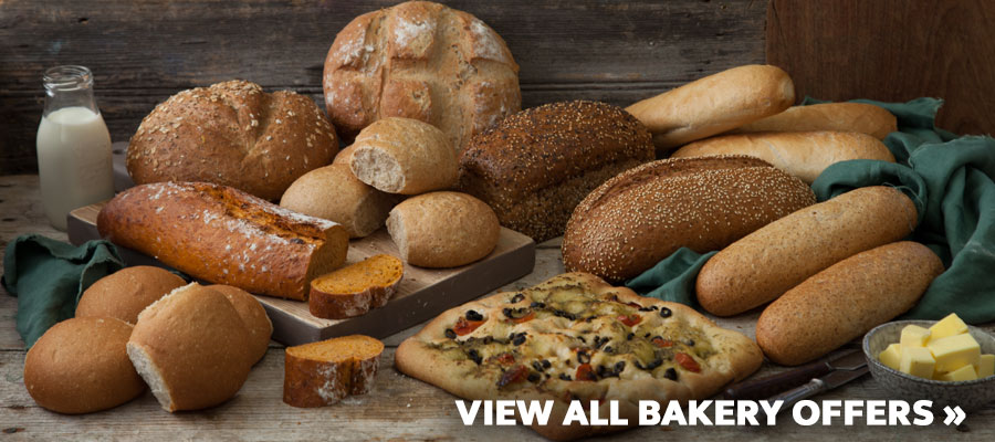 View All Bakery Offers