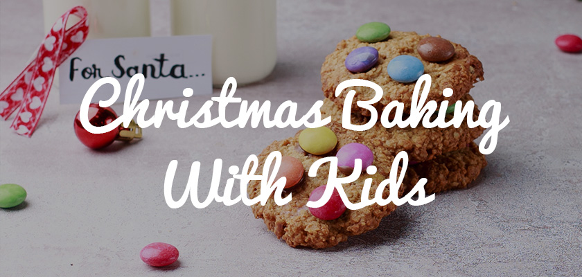 Odlums baking with kids