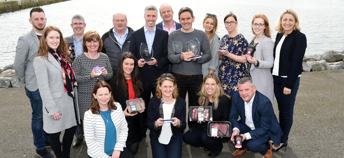 SuperValu Own Brand Award Winners
