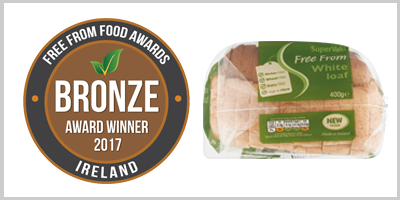 SuperValu Gluten Free White Farmhouse Loaf