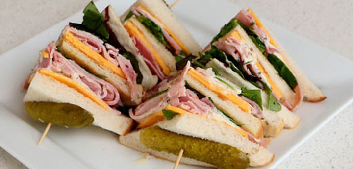 No Picnic Is Complete Without The Ultimate Ham Sandwich