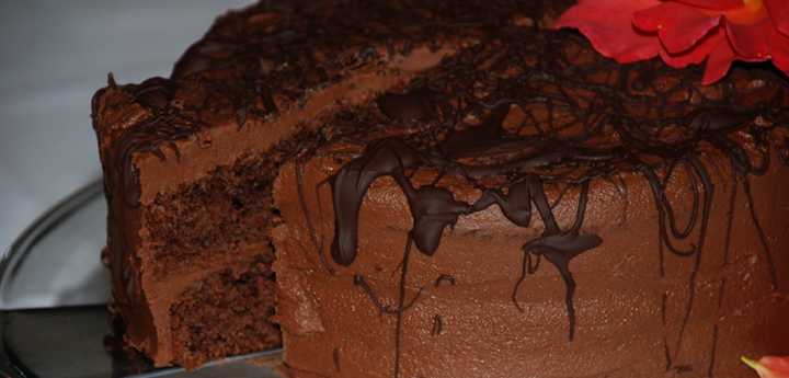 Try out my delicious Great Irish Bake Off Chocolate Cake recipe