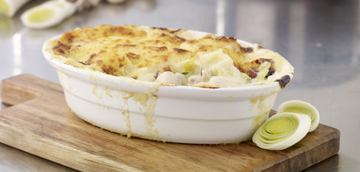 My Delicious Turkey, Leek And Ham Pie Is The Perfect Way To Use Up Your Christmas Leftovers