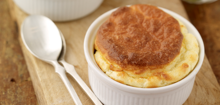 Try out a new recipe this Valentine's Day, my Cheese Soufflé makes a great starter