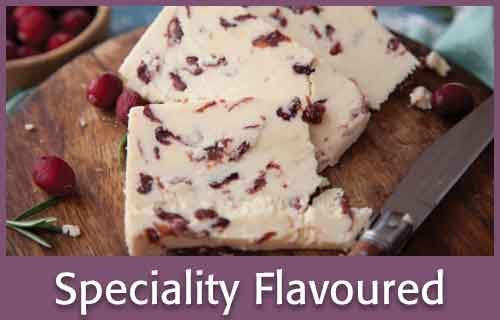 Speciality Flavoured Cheese