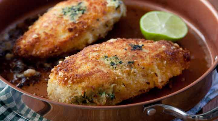 how to cook fresh chicken kiev