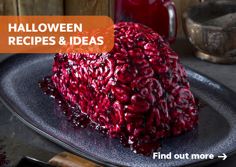 Halloween recipes and ideas