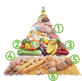 FoodPyramid dailyStaples