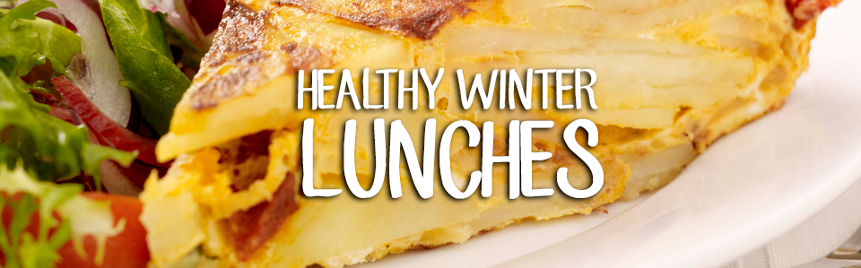 Healthy Winter Lunches