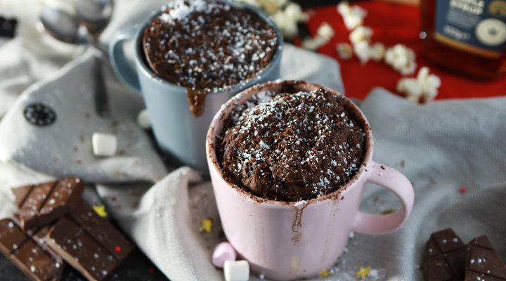 Chocolate Mini Mug Cakes - SuperValu