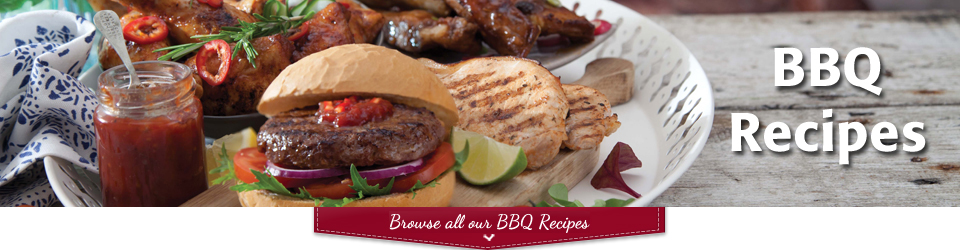 Bbq recipes header