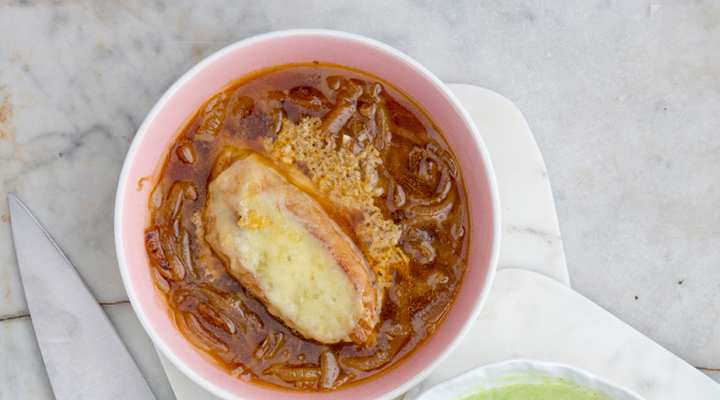 French Onion Soup With Gruyère Croûte - SuperValu