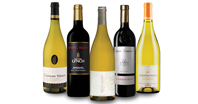 Selected French wines on offer