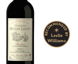 Chateau Moulin Laffitte 2012, Bordeaux