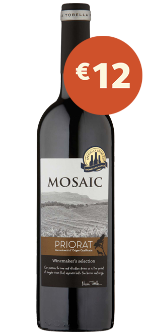Mosaic Priorat 75cl