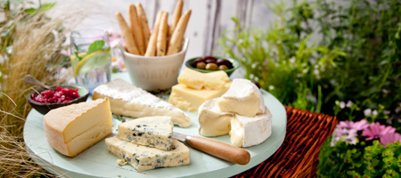 Tips for Matching Wine & Cheese