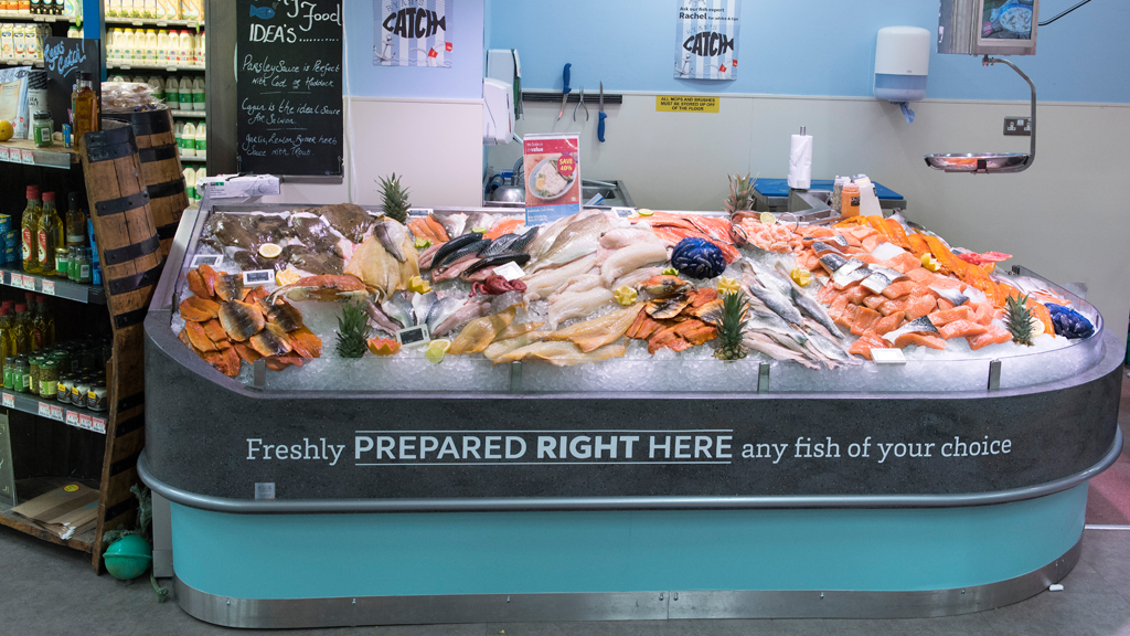4 fish counter