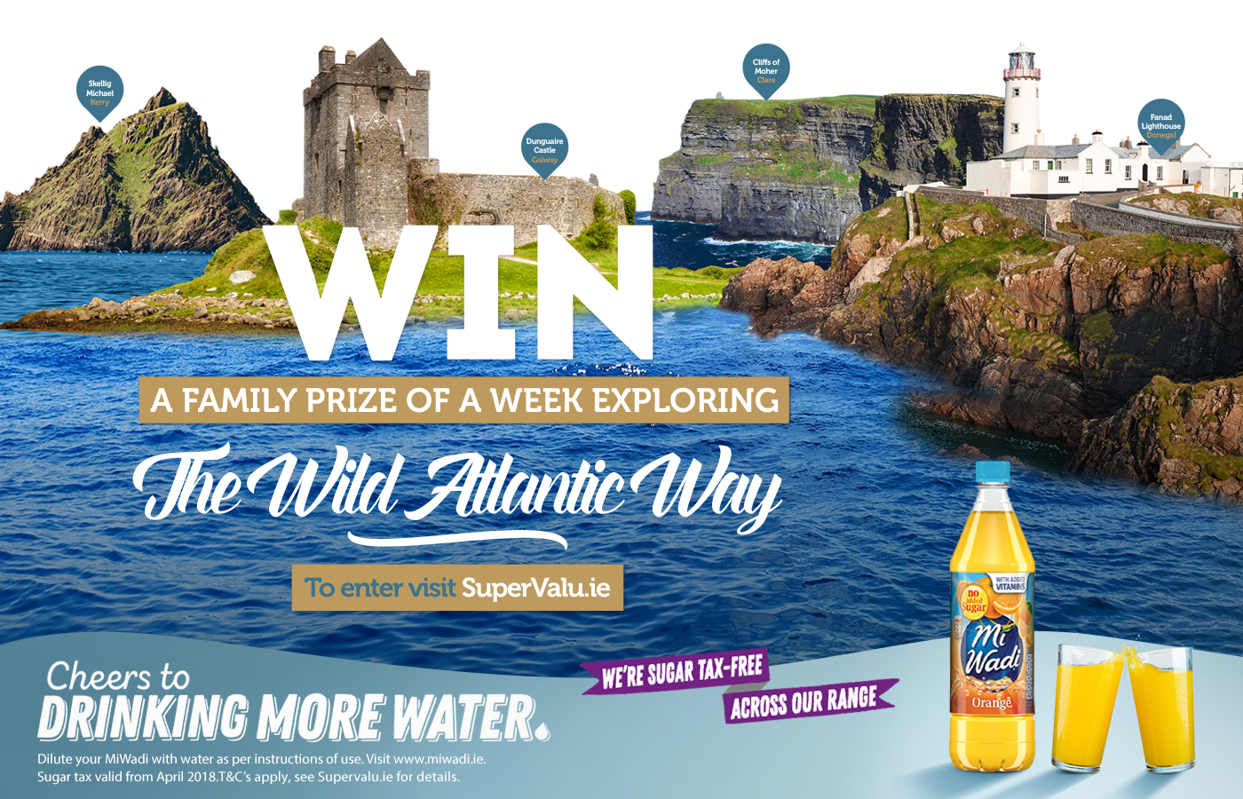 Win with Britvic
