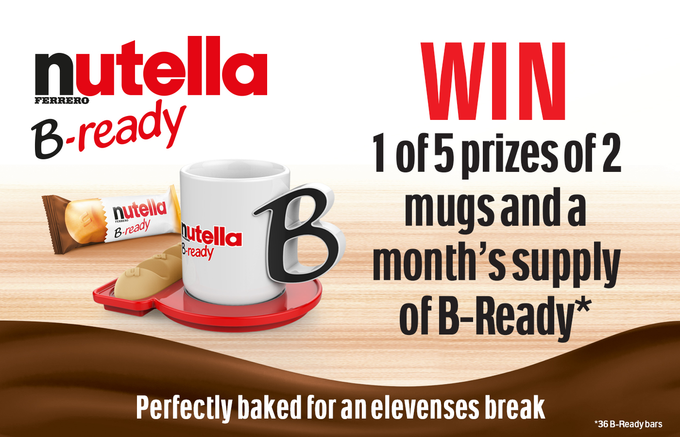 Win with Nutella