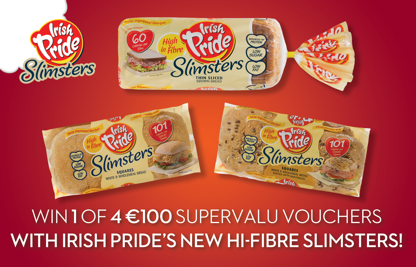 Win with Irish Pride Slimsters