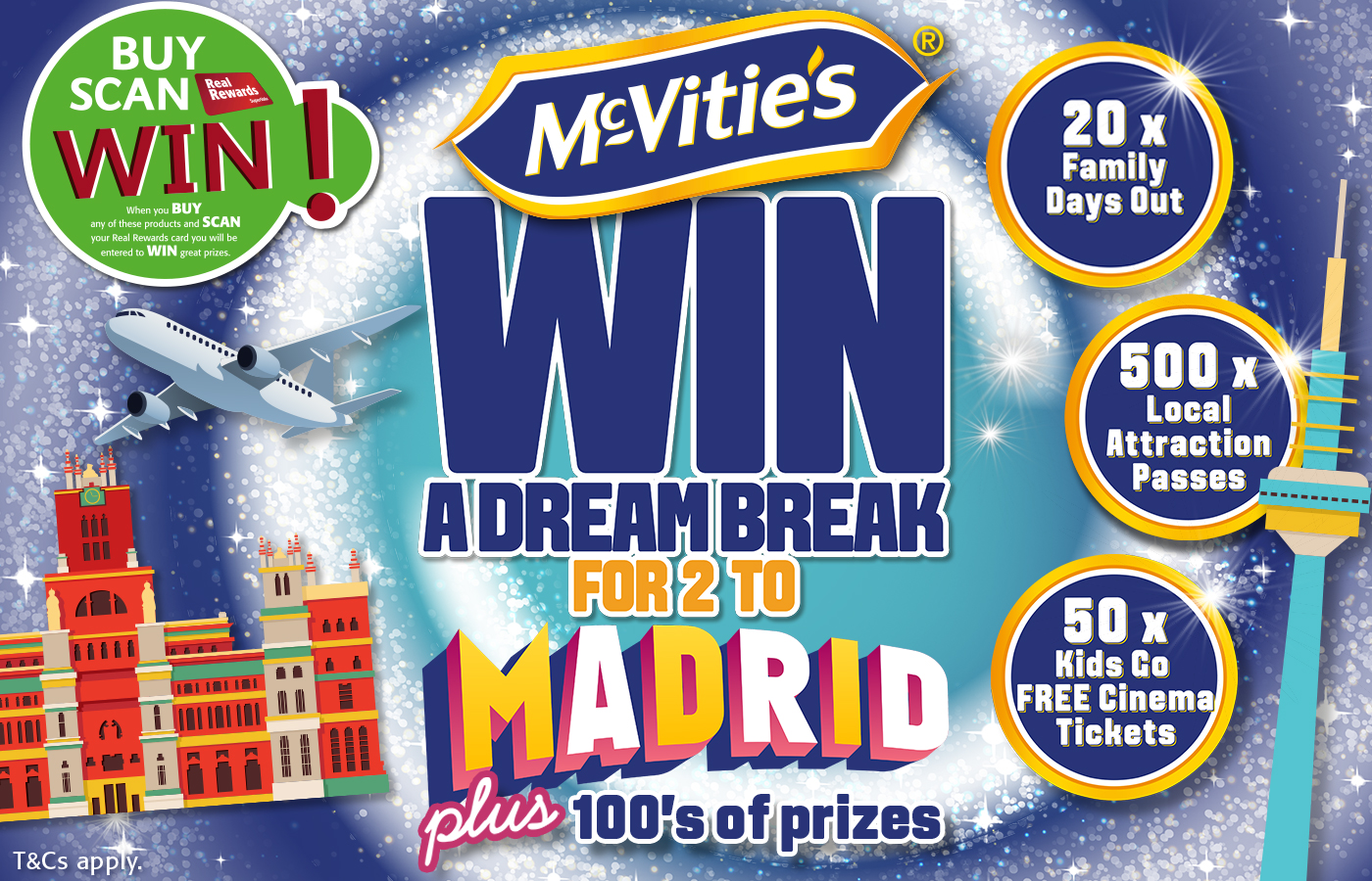 Win with McVities