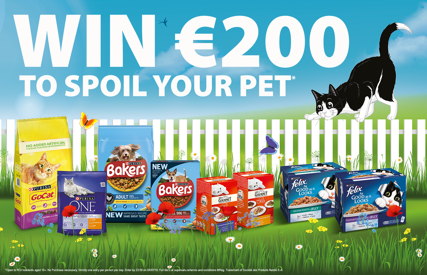 Win with Purina