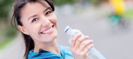 Hydration for health fitness