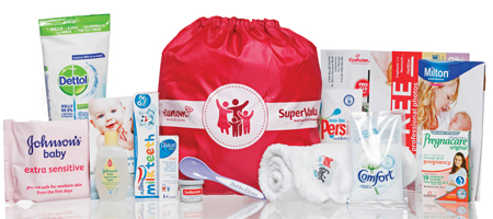 Your Everymum Gift Bag Is A Free Provided By Ie Ireland S Largest Pregnancy And Paing Website The Packed Full Of