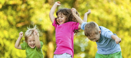 Keeping your kids healthy and active