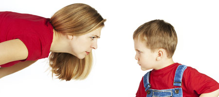 Toddler tantrums and discipline