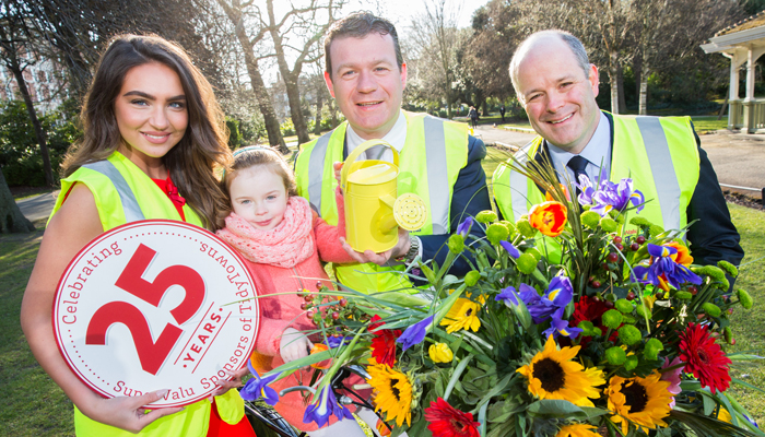 Supervalu TidyTowns - 25 years