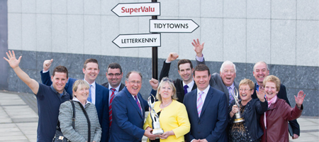 Tidy Towns 2015 Letterkenny