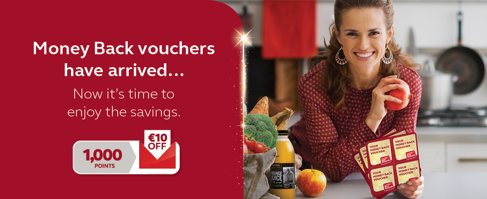 Money Back Vouchers