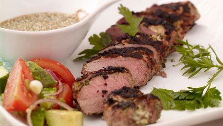 recipe: yogurt steak marinade [23]