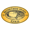 British Cheese Awards 2014 Gold