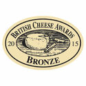 British Cheese Awards 2015 Bronze