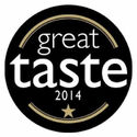 Great Taste Awards 2014 - 1 Star